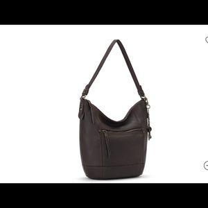 The Sak Sequoia hobo leather purse